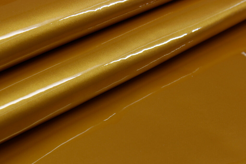 Charol Metal Oro
