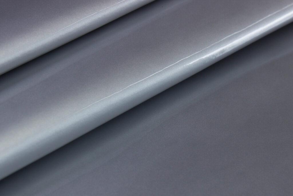 Charol Metal Plata