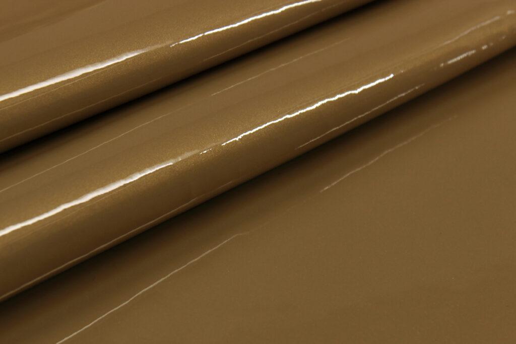 Charol Metal Topacio